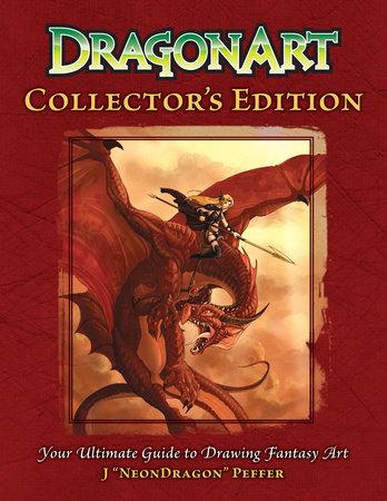 "DragonArt Collector's Edition by Jessica Peffer ""Neondragon"""