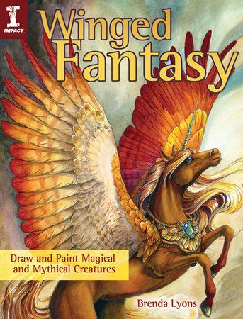 Winged Fantasy by Brenda Lyons