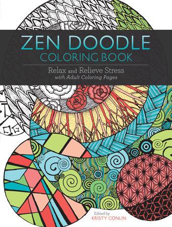 Zen Doodle Coloring Book by