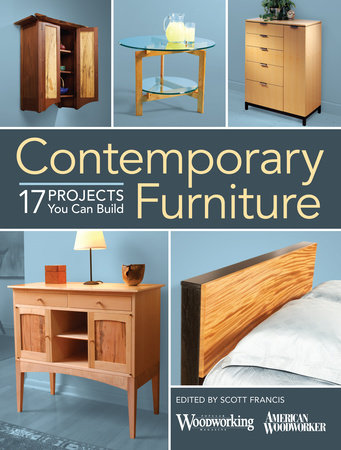 Contemporary Furniture by Popular Woodworking