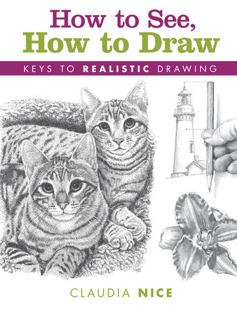 How to See, How to Draw by Claudia Nice