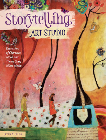 Storytelling Art Studio by Cathy Nichols