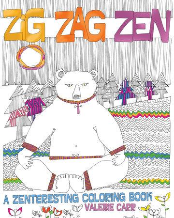 Zig Zag Zen by Valerie Carr