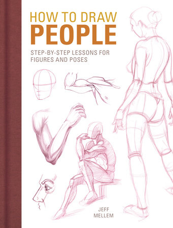 How to Draw People by Jeff Mellem