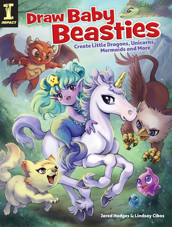 Draw Baby Beasties by Lindsay Cibos-Hodges and Jared Hodges
