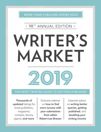 Writer's Market 2019 by