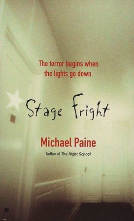 Stage Fright by Michael Paine