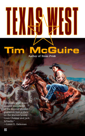 Texas West by Tim McGuire