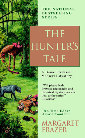The Hunter's Tale by Margaret Frazer