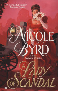 A Lady of Scandal