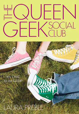 The Queen Geek Social Club by Laura Preble