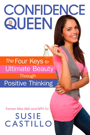 Confidence is Queen by Susie Castillo