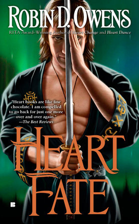 Heart Fate by Robin D. Owens