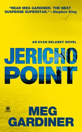 Jericho Point by Meg Gardiner