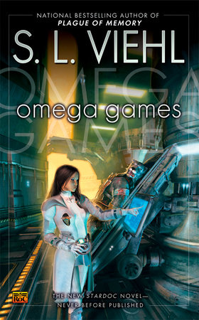 Omega Games by S. L. Viehl