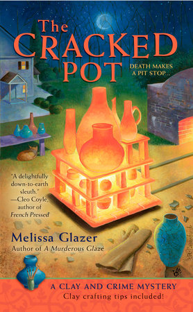 The Cracked Pot by Melissa Glazer