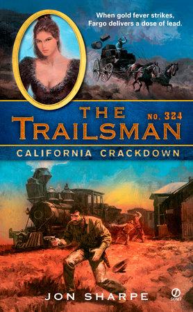 The Trailsman #324 by Jon Sharpe