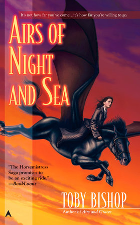 Airs of Night and Sea by Toby Bishop