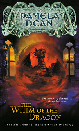 The Whim of the Dragon by Pamela Dean