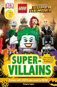 DK Readers L2: LEGO DC Super Heroes: Super-Villains