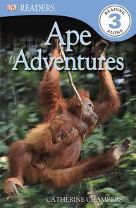 DK Readers L3: Ape Adventures