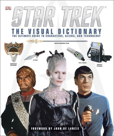 Star Trek: The Visual Dictionary by Paul Ruditis