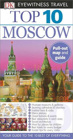 DK Eyewitness Top 10 Moscow by DK Eyewitness