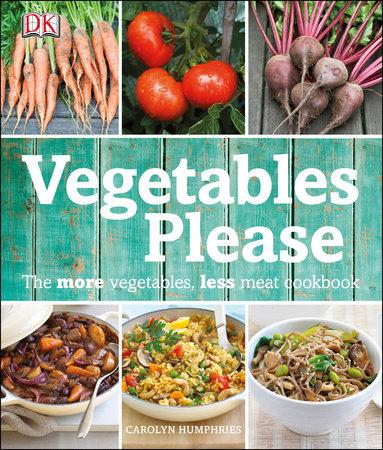 Vegetables Please by DK