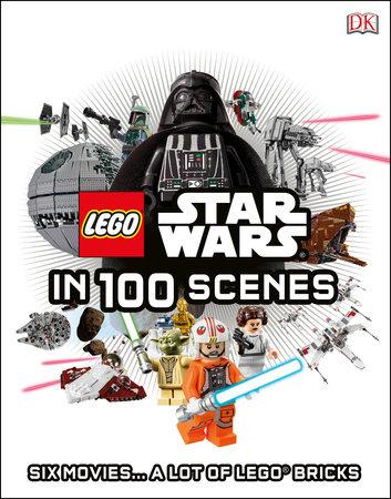 LEGO Star Wars in 100 Scenes by DK
