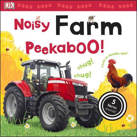 Noisy Farm Peekaboo! by DK