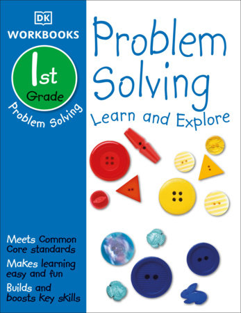 DK Workbooks: Problem Solving, First Grade by DK