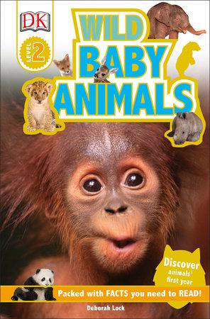 DK Readers L2: Wild Baby Animals by Karen Wallace