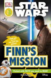 DK Readers L3: Star Wars: Finn's Mission