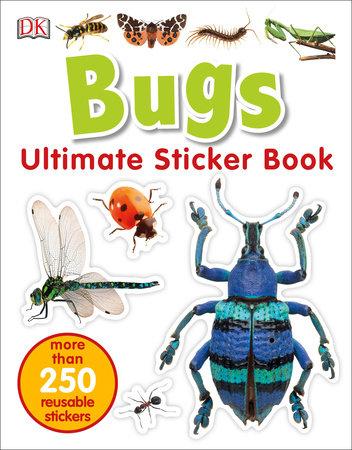 Ultimate Sticker Book: Bugs by DK