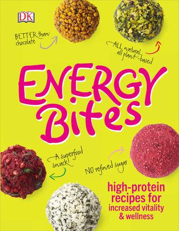 Energy Bites by DK