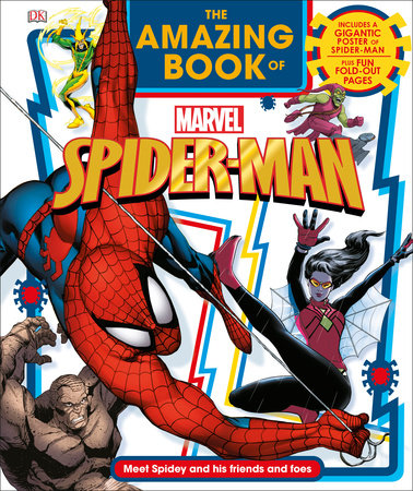 The Amazing Book of Marvel Spider-Man by Emma Grange