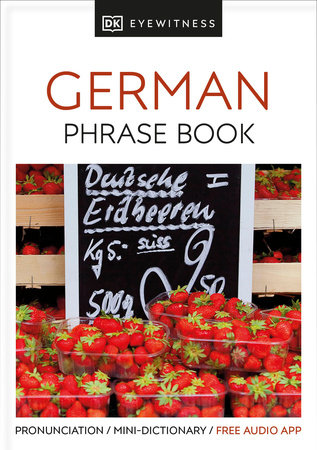 Eyewitness Travel Phrase Book German by DK