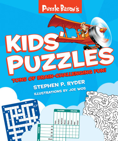 Puzzle Baron's Kids' Puzzles