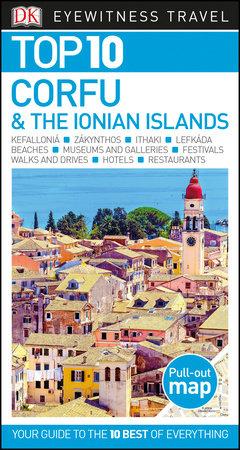 DK Eyewitness Top 10 Corfu and the Ionian Islands by DK Eyewitness