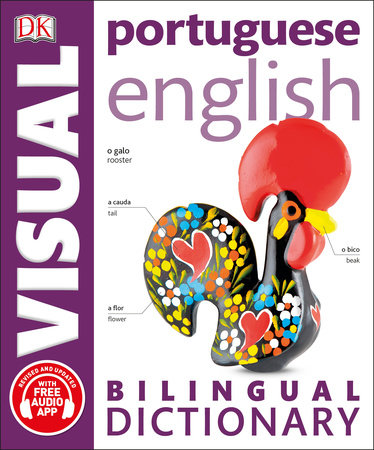 Portuguese-English Bilingual Visual Dictionary by DK