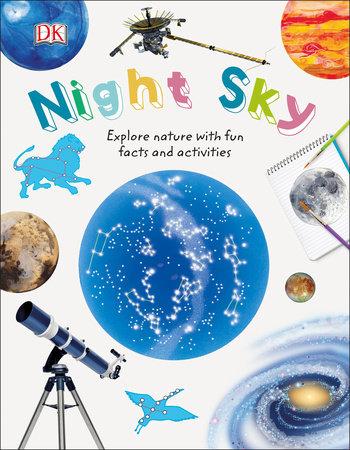 Night Sky by DK