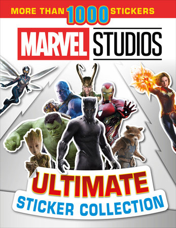 Ultimate Sticker Collection: Marvel Studios by DK