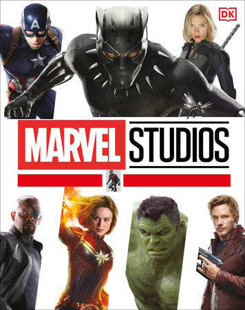 Marvel Studios Character Encyclopedia by Adam Bray