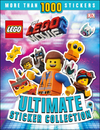 THE LEGO® MOVIE 2  Ultimate Sticker Collection by DK