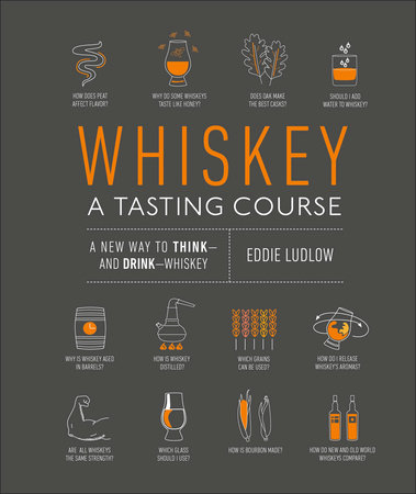 Whiskey: A Tasting Course by Eddie Ludlow