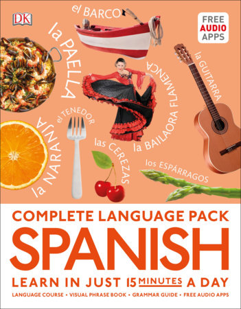 Complete Language Pack Spanish by DK