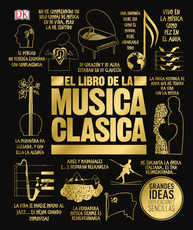 El libro de la música clásica (The Classical Music Book) by DK