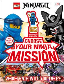 LEGO NINJAGO Choose Your Ninja Mission