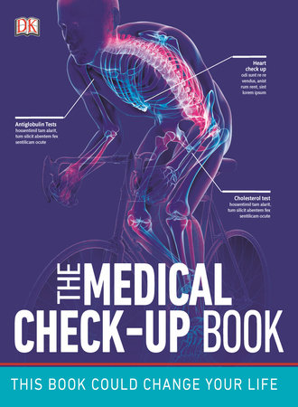 The Medical Check-Up Book by DK