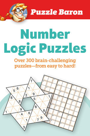 Puzzle Baron's Number Logic Puzzles by Puzzle Baron